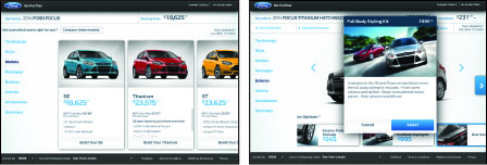 Ford Sales Tools